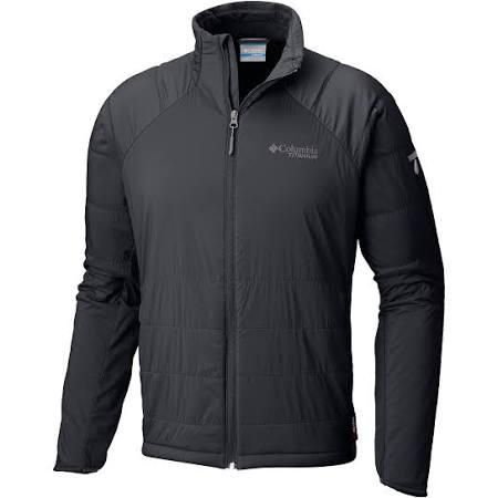 Traverse Alpine M Jacket Columbia Schwarz 5x8fwpxa
