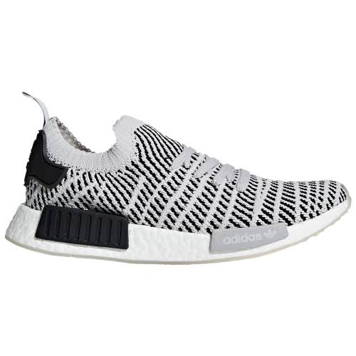 School Originals Nmd R1 Shoes Adidas Boys Grey Primeknit Grade HYwxpndqf