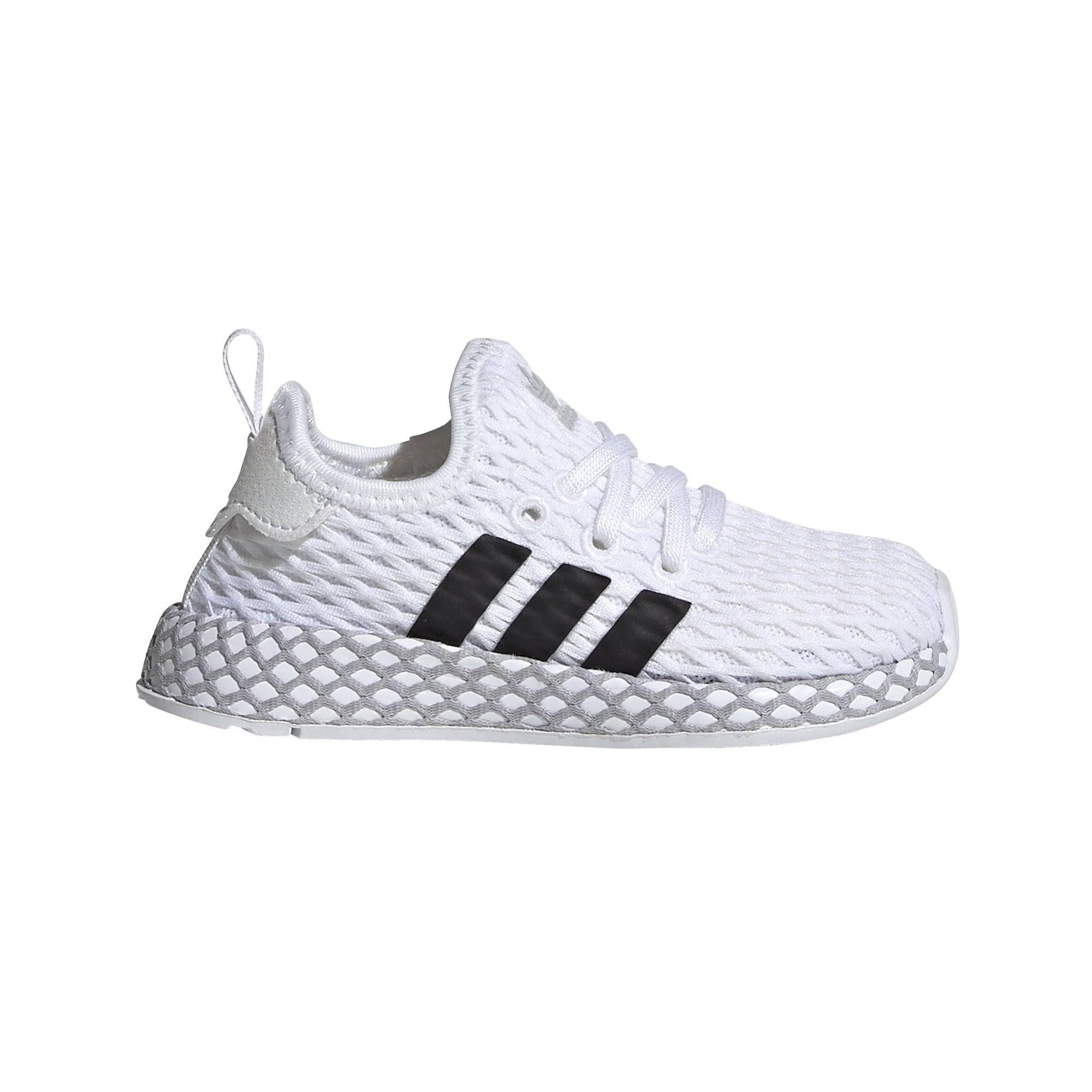 Adidas Originals Deerupt Infant - White - Trainers