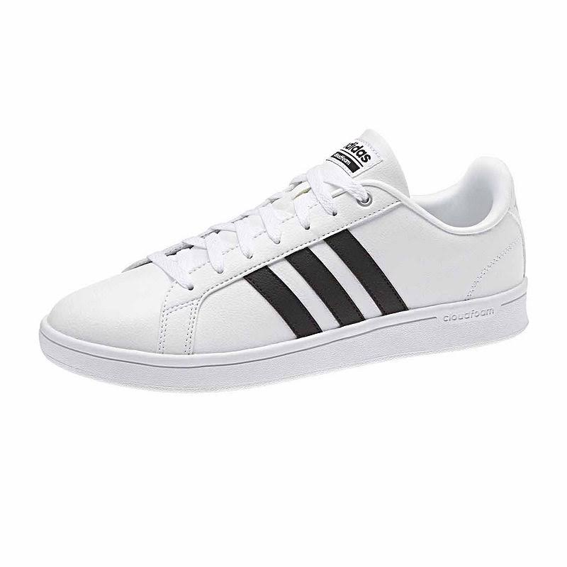 Us Men Zapatillas Advantage Blancas Cloudfoam 12 Adidas Aw4294 Pre wxqHSRWt1
