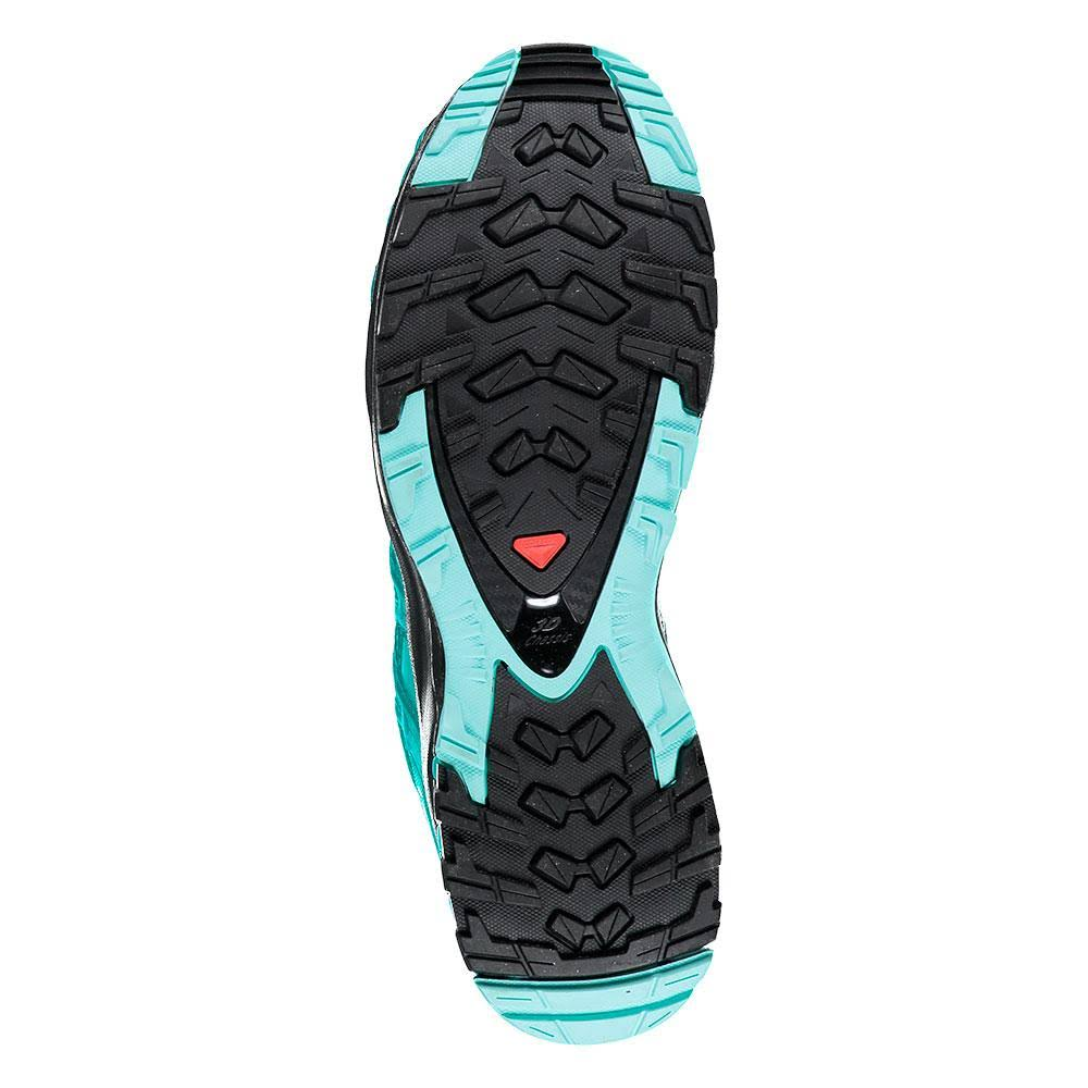 Women's Runner W Xa Trail Deep Salomon Pro Peacock 3d 42⅔ vxwA6qqd